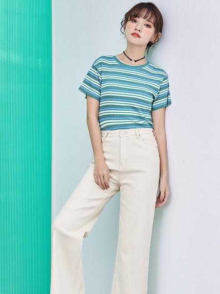 新一檬女装品牌2019春夏新品