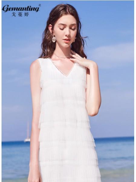 戈蔓婷女装品牌2019春夏新品
