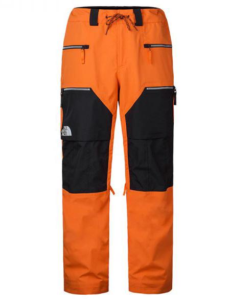 乐斯菲斯户外品牌2019春夏新款时尚防水透气滑雪冲锋裤