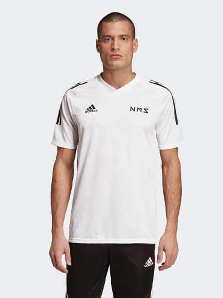 阿迪达斯运动装品牌2019春夏新款时尚休闲透气短袖T恤