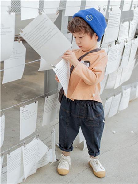 南童魔NEO&TOM/蒂萨纳D`sana童装品牌2019春夏新款中童宽松哈伦韩版洋气裤