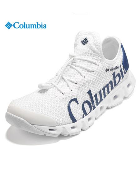 Columbia哥伦比亚户外品牌2019春夏新款滑缓震排水溯溪鞋