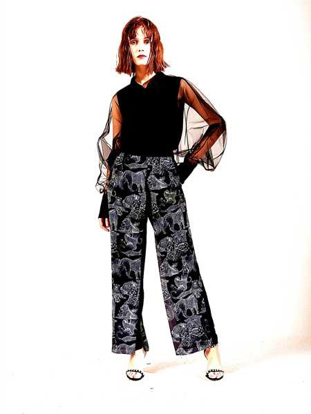 FIFILAPIN女装品牌2019春夏新款显瘦修身百搭优雅休闲衬衫上衣