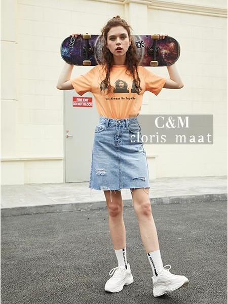 CM女装品牌2019春季新品