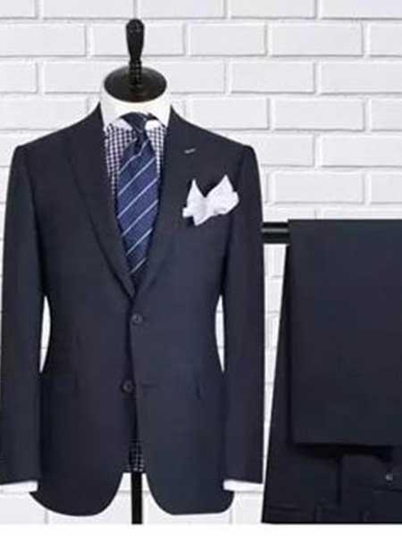 ADNwow男装品牌2019春夏新款时尚韩版商务休闲修身西服套装