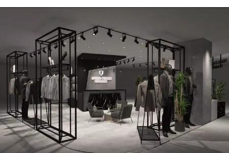 ST速叁男装店铺图
