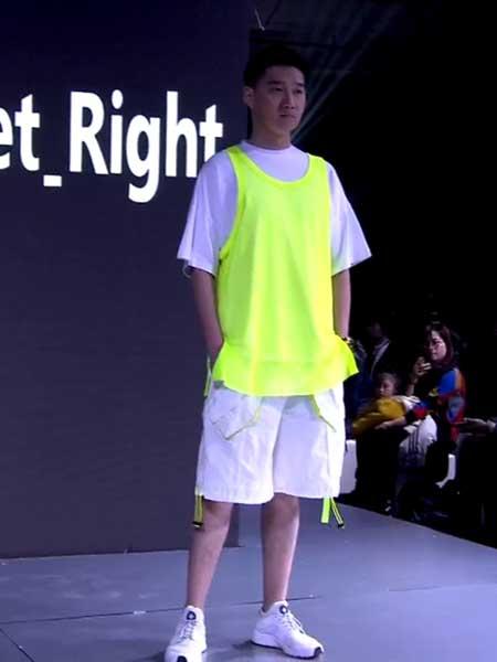 坦缔斯男装品牌2019春夏新款时尚马甲+白色宽松T恤韩版洋气显瘦