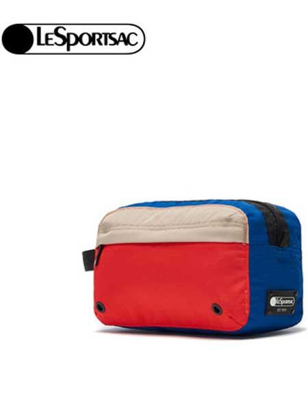 LeSportsac箱包品牌2019春夏新款时尚手拿钱包零钱包化妆包