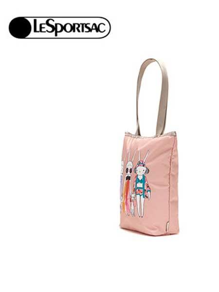 LeSportsac箱包品牌2019春夏新款韩版时尚单肩包手提包