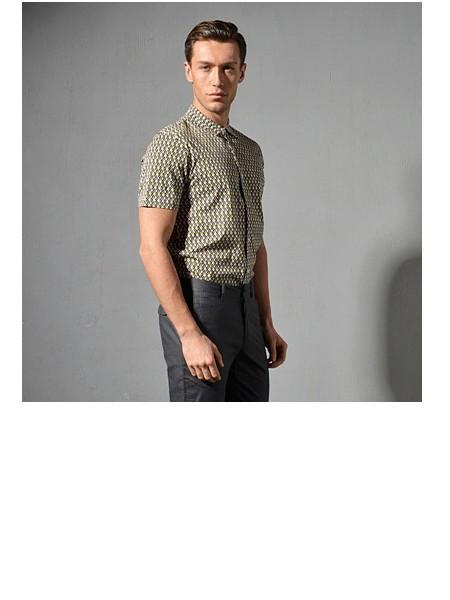 PLOVER(啄木鸟)男装品牌2019春夏新品