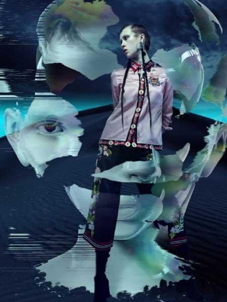 Ed Hardy埃德·哈迪男装品牌2019春夏