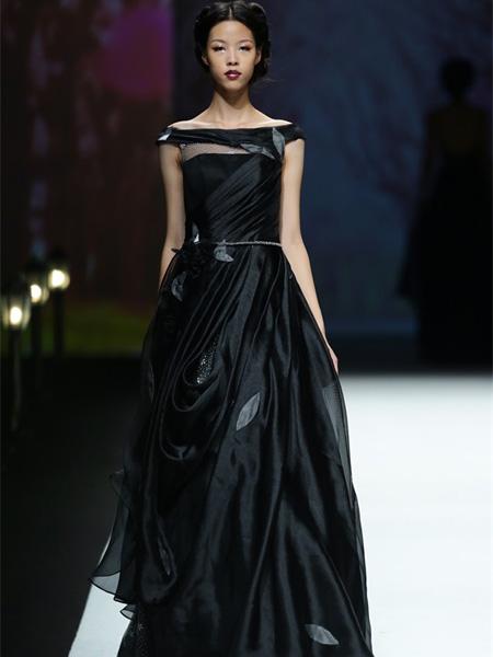 galatea bridal葛澜婚纱婚纱/礼服品牌2019春夏新款时尚修身显瘦长款晚礼服