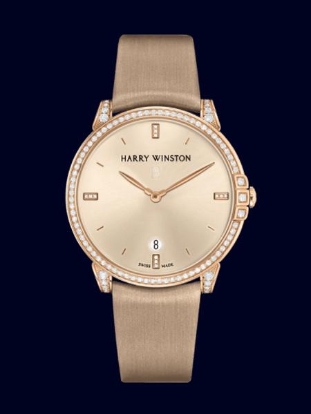 Harry Winston海瑞温斯顿潮流饰品品牌2019春夏新款韩版时尚简约百搭手表