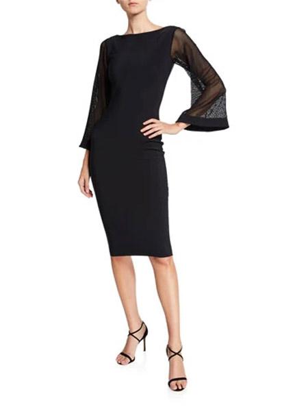 吉尼儿女装品牌2019春夏新款修身显瘦网纱时尚潮流连衣裙