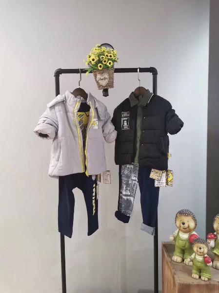 海绵宝宝童装品牌2019秋冬新品