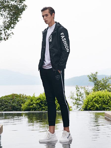 T&X男装品牌2019秋冬新款时尚舒适透气大码宽松显瘦休闲裤