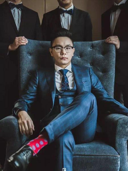国王 - KING男装品牌2019春夏新款韩版时尚修身商务休闲西服套装