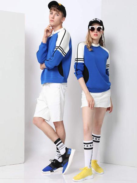 Y-S潮牌品牌2019春夏新款时尚休闲宽松运动套装
