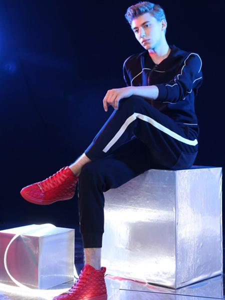 Y-S潮牌品牌2019春夏新款时尚韩版洋气嘻哈宽松休闲裤