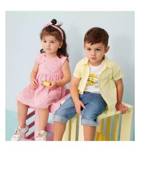 美特斯邦威童装童装品牌2019春夏新品