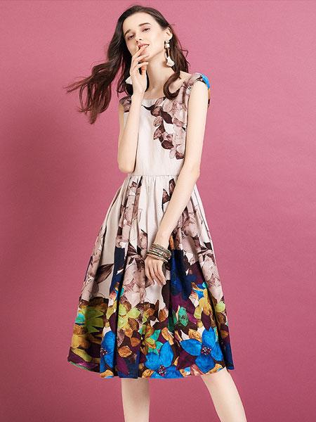阿卡ARTKA女装品牌2019春夏