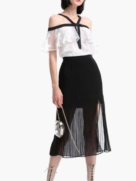 欧时力女装品牌2019春夏新品