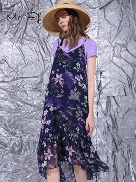 曼诺比菲女装     展现自然,恬静感性的韵味