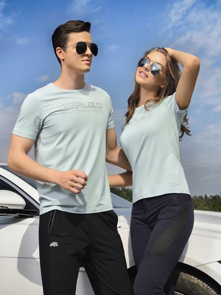 吉普顿(jeeplunlkhod)休闲品牌2019春夏新款时尚圆领宽松百搭短袖T恤