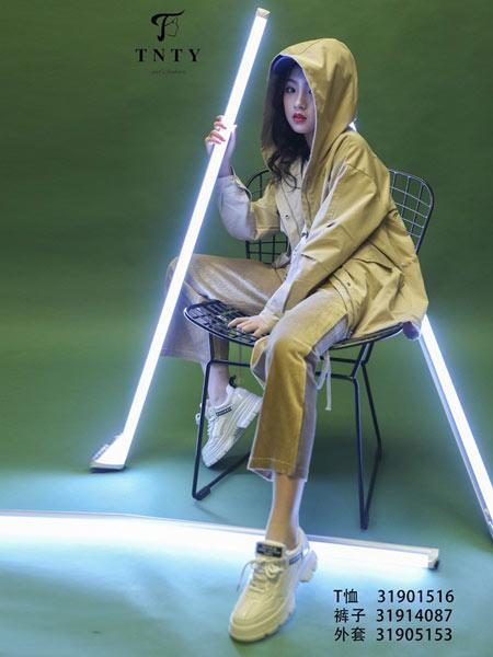 同年同月童装品牌2019秋冬新款韩版宽松休闲百搭套装