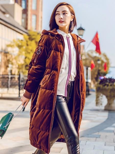 一线品牌慕拉冬装时尚专柜品牌折扣女装快手直播货源