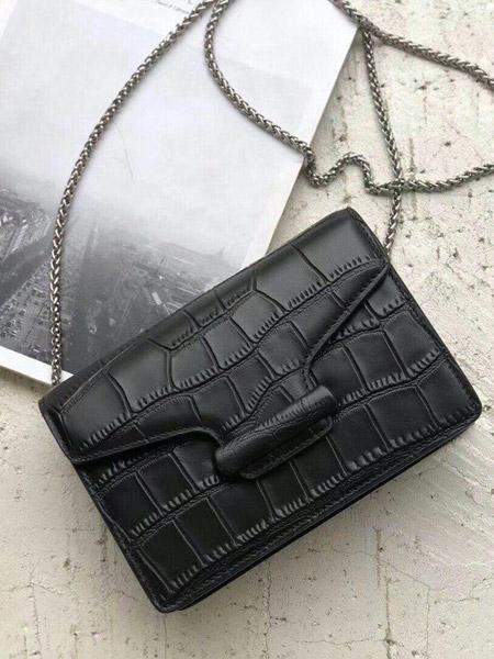 索代箱包品牌2019春夏新款韩版时尚简约百搭单肩包斜挎包