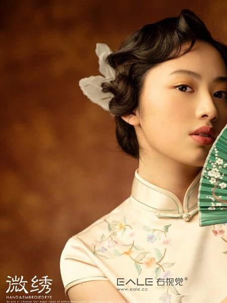 北京旗袍女装品牌2019春夏新品