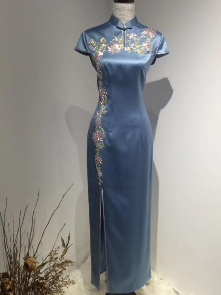 北京婚礼妈妈装女装品牌2019秋季新品