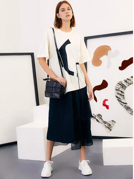 撒尼女装品牌2019秋季新款时尚宽松显瘦休闲套装