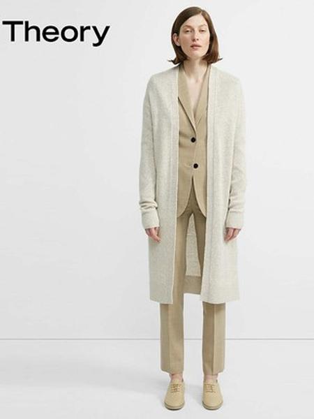 希尔瑞休闲品牌2019秋季新款韩版宽松慵懒风长袖外套薄款外披针织开衫