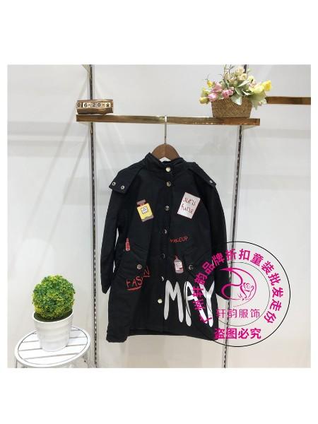 【兔子杰罗】童装品牌2019秋冬新品