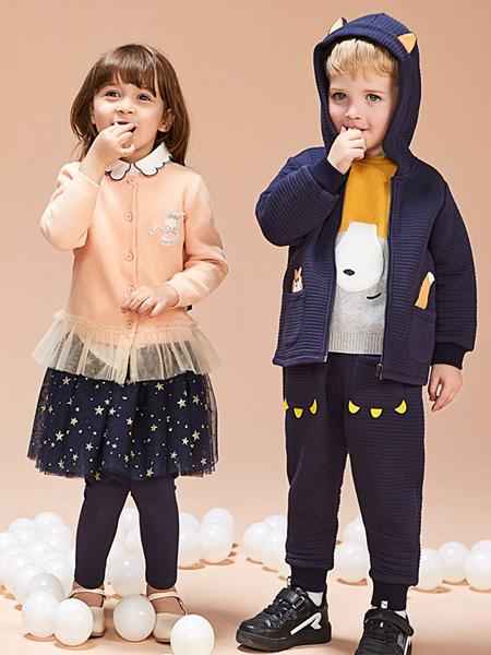 红蜻蜓童装品牌2019秋季新款韩版纯棉百搭外套