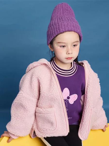 贝贝王国童装品牌2019秋冬新款韩版洋气百搭加绒外套