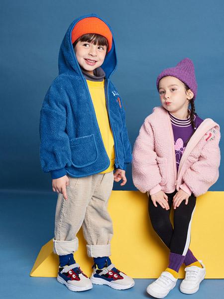 贝贝王国童装品牌2019秋冬新款韩版时尚宽松休闲百搭外套
