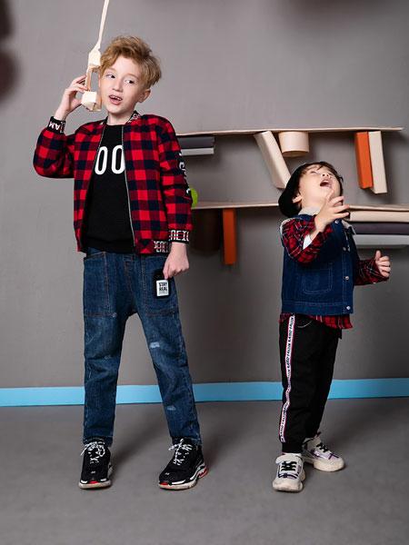pencilmini迷你铅笔童装品牌2019秋季新款男童韩版潮衣休闲洋气棒球上衣外套