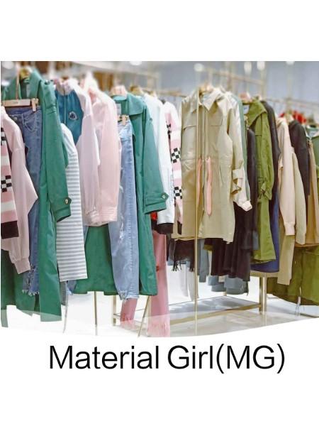 MG潮牌品牌店铺展示