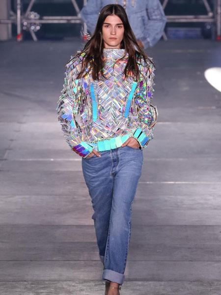 Balmain巴尔曼女装品牌2020春夏新品