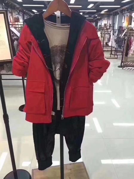 睿俐熊童装品牌2019秋冬新品
