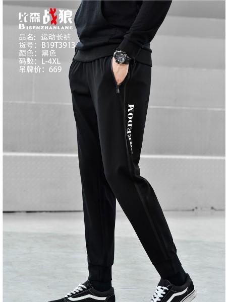 比森战狼B19T3913男装品牌2019秋季新品
