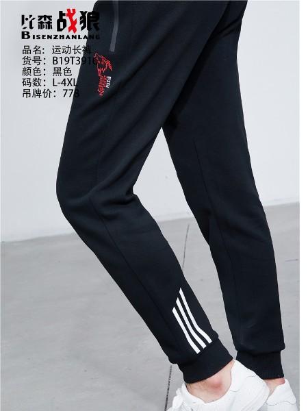 比森战狼B19T3916男装品牌2019秋季新品