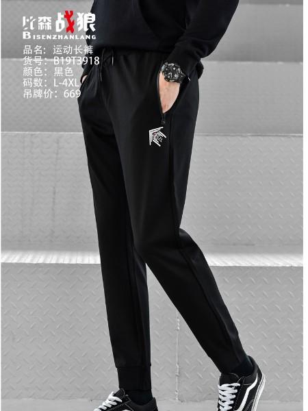 比森战狼B19T3918男装品牌2019秋季新品