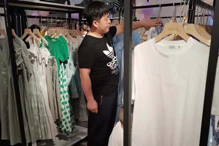 YU ONE品牌店铺展示