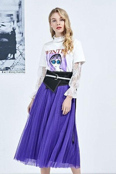 蒂赛尔娜女装品牌2019春夏新款显瘦修身休闲气质外套