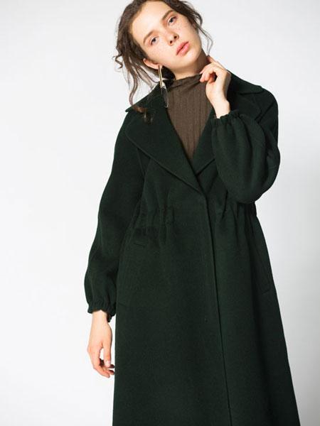阿莱贝琳休闲品牌2019秋冬时尚潮流韩版大衣气质