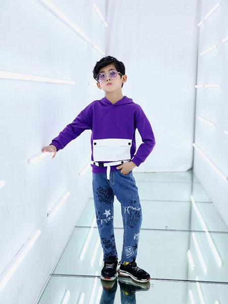 叮当猫DDcat童装品牌2019秋冬中大童两件套韩版时髦儿童套装